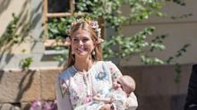 Move over, Charlotte: This Swedish princess is the new royal scene-stealer