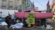 Extinction Rebellion: Climate change protesters' disruption to London commuters is a 'side effect'
