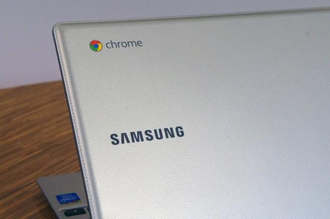 Samsung revamps its lower-end Chromebook with faux leather