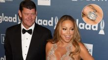 Mariah Carey accused of 'Photoshop fail' after legs appeared slimmed
