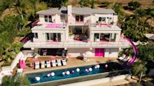 You can now stay in Barbie's Malibu Dreamhouse