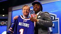 Bills trade up for Sammy Watkins