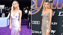 Oh snap!   Avengers: Endgame stars wear their own Infinity Gauntlet bling at premiere