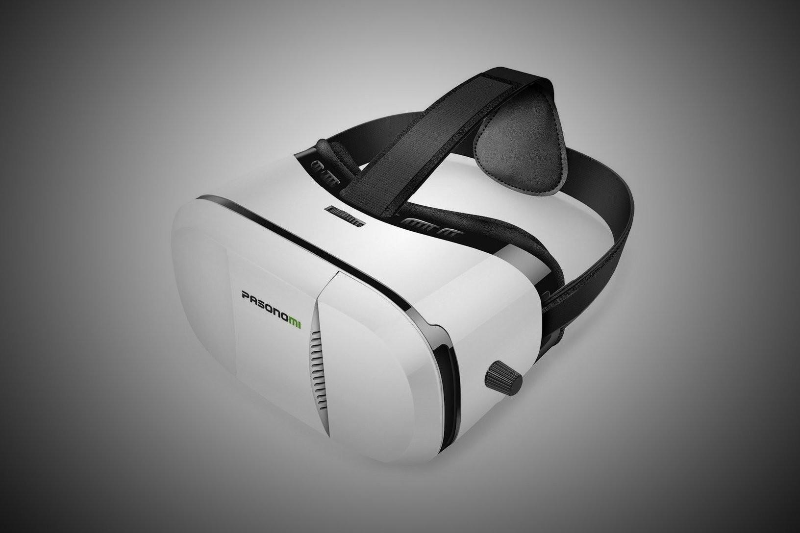 Immerse yourself in virtual reality with Pasonomi's VR