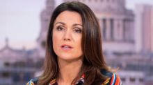 Susanna Reid missing alcohol and 'letting her hair down' after weightloss