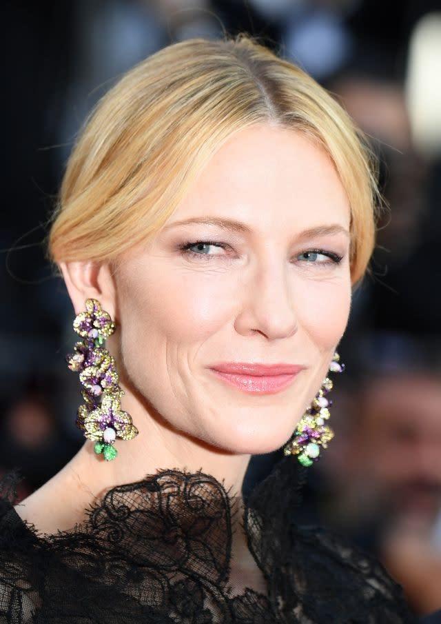 Cate Blanchett named Giorgio Armani global beauty ambassador