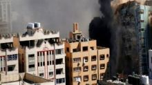 Will not be silenced, says Al-Jazeera after Israeli airstrike in Gaza destroys building with media outlets