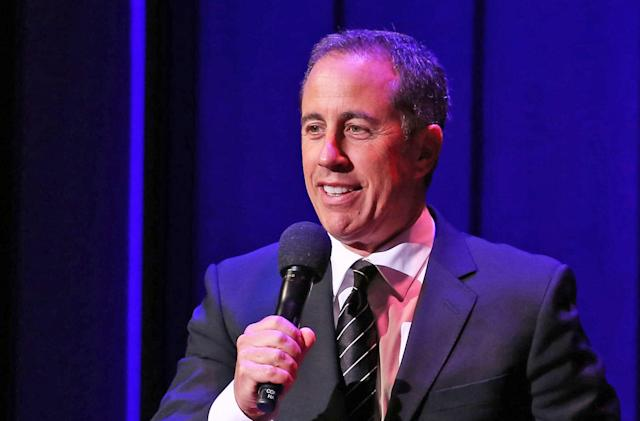 Seinfeld's first Netflix stand-up special premieres September 19th