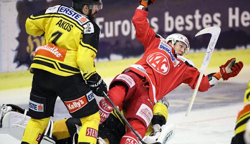Eishockey: Capitals siegen in verrücktem Match 7:5