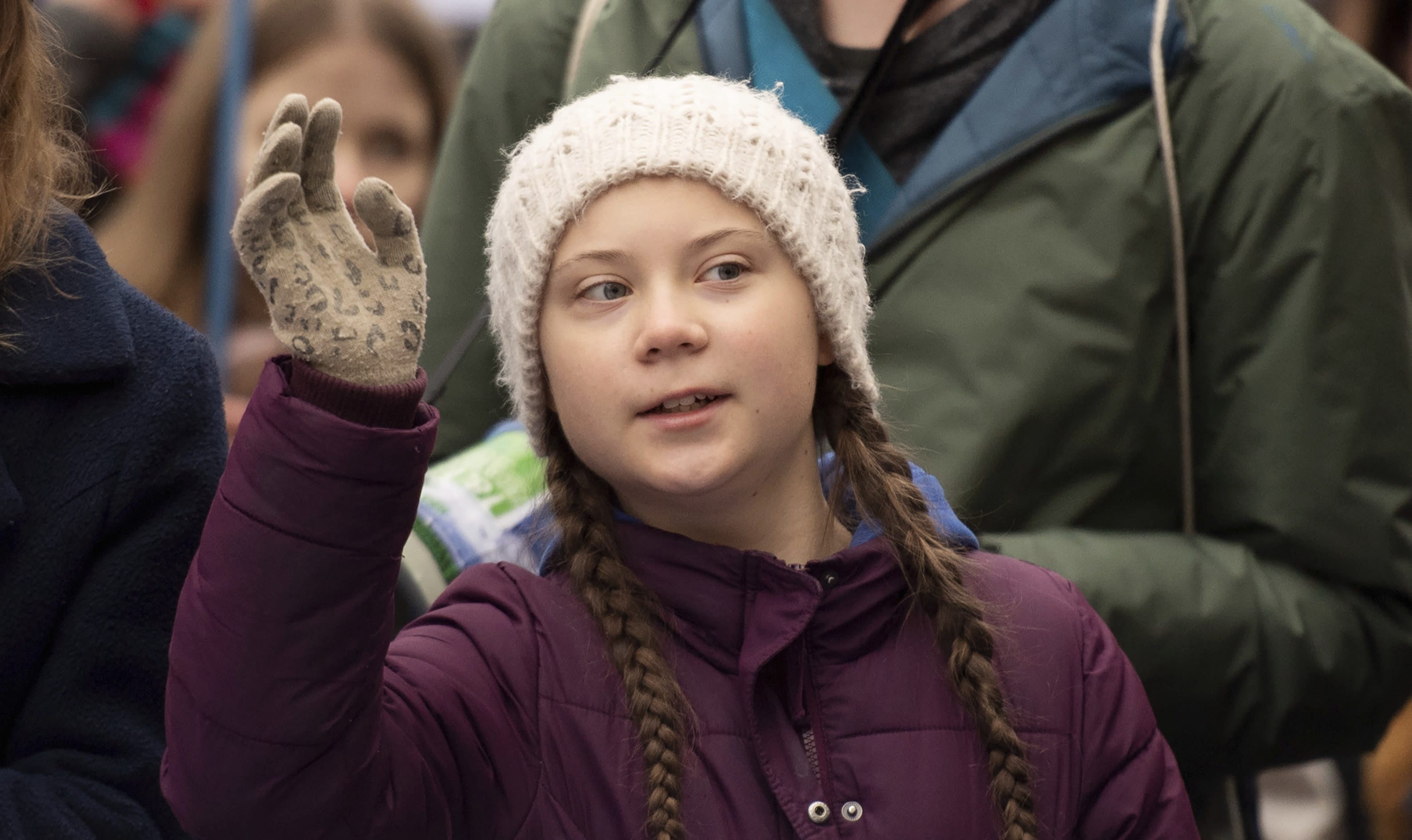 Greta Thunberg Bilder