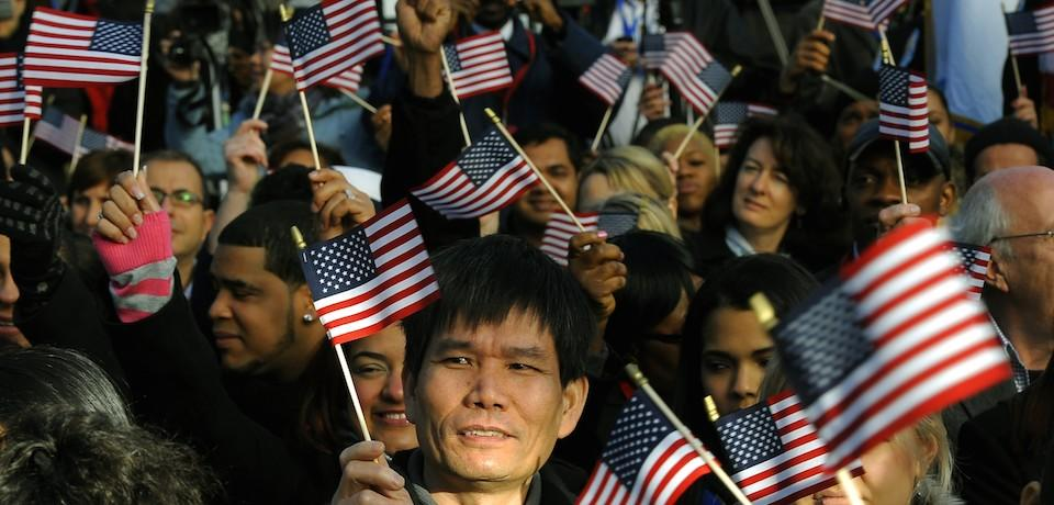 america as an immigrant consumer and democratic nation Start studying history ch 13 learn and expansion of young america he celebrated a nation whose limits were mass production of a wide range of consumer.