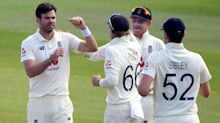 James Anderson strikes before poor slip catching costs England