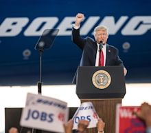 Boeing plant where Donald Trump vowed to create jobs fires almost 200 people