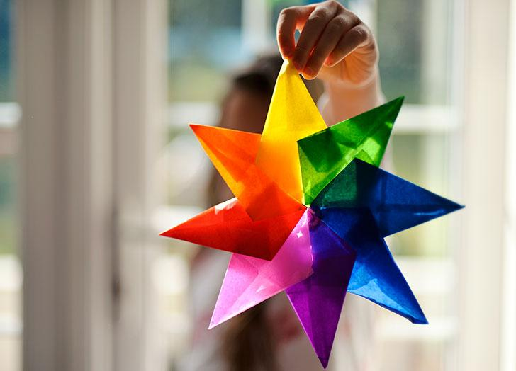 22 Fun Rainbow Crafts for Kids
