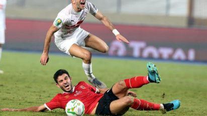 1-2. Al Ahly alza su novena 'Champions' Africana