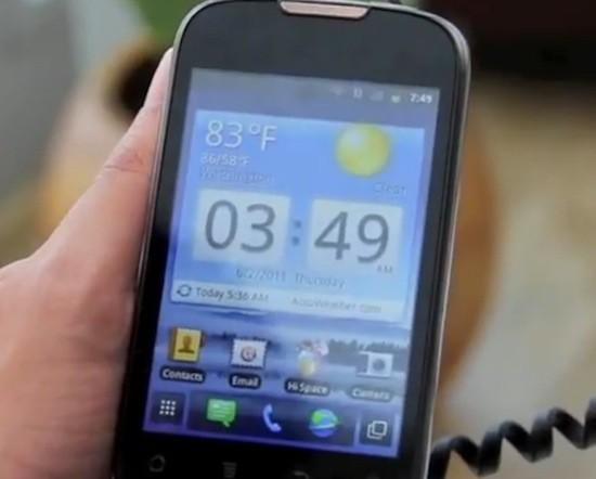 Huawei Sonic: Billig Android mit NFC kommt als Turkcell T20