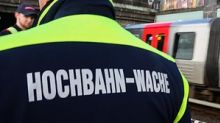 Angriff in Hamburg: 33-Jähriger soll Mann an U-Bahnhof den Bart angekokelt haben