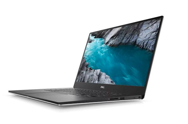 Dell's new XPS 15 has faster chips in the same bezel-less body