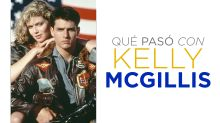 ¿Qué pasó con Kelly McGillis, la instructora de vuelo de 'Top Gun'?