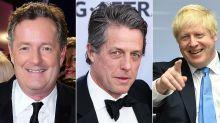 Piers Morgan weighs in on Hugh Grant's expletive-laden rant at Boris Johnson over suspending parliament