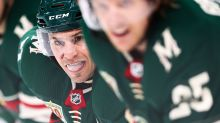Guerin talks about Victor Rask, Parise's 'crappy situation'