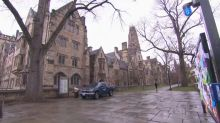 Yale graduate sues university for removing her over her depression