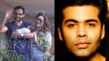 How dare anybody have any opinion about this, it's a name! - Karan Johar on Saif-Kareena's son Taimur Ali Khan