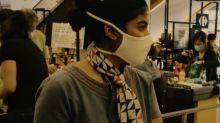Heróis da Pandemia: conheça a caixa de supermercado Lidiomara Barretto