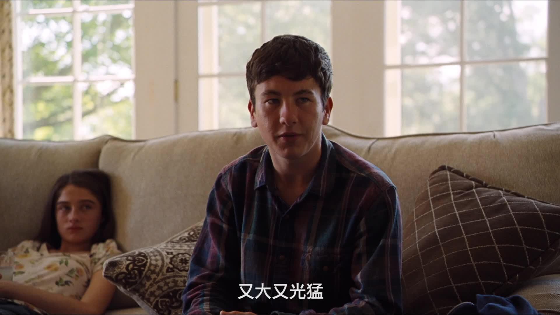 《聖鹿獵殺》中文版預告