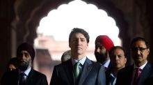 Trudeau doing damage control on India trip