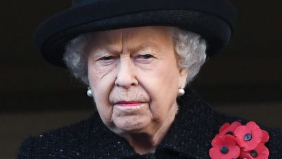 Moving photo of Queen shared on Remembrance Day