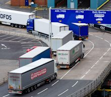 Refusal to allow wide-ranging access for British lorries 'will harm EU more than UK'