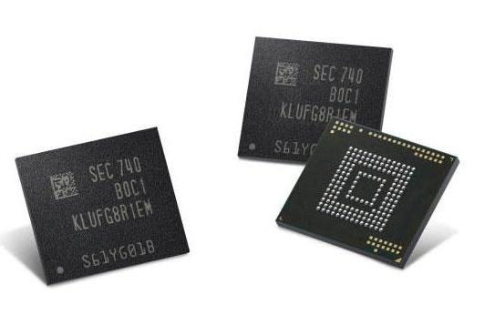 Samsung's 512GB chip will give your phone PC-like storage