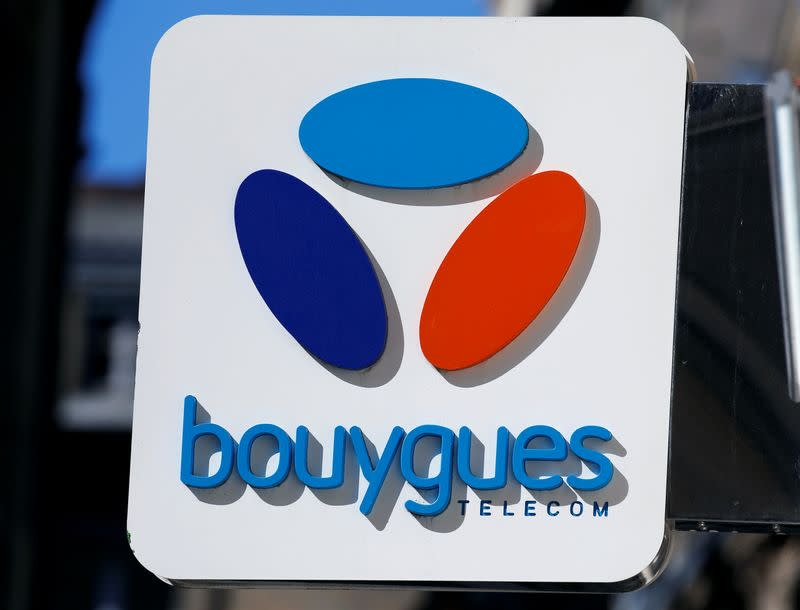 Bouygues aims to leapfrog Altice to become France's No.2 mobile player