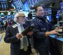 Stocks sliding as tech worries grow