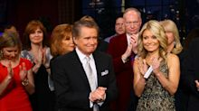 Kelly Ripa, Ryan Seacrest and 'Live' staff pay tribute to Regis Philbin: 'He had time for everybody'