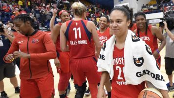 Mystics All-Star Tolliver added to Wizards coaching staff