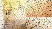 日本網民超強Pokémon浴室 似足精靈圖鑑