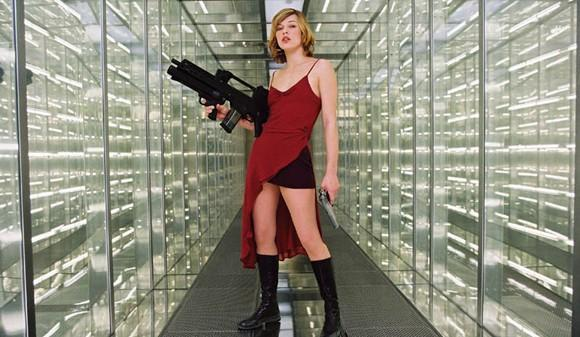 Next Resident Evil movie will be in 3D, will spawn new film trilogy