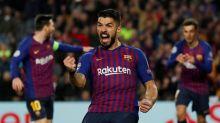 Luis Suárez sella su traspaso del Barcelona al Atlético Madrid