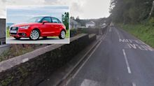 Teen Audi driver kills pensioner three months after passing test