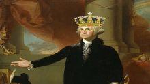 Cuando en Estados Unidos descartaron la posibilidad de convertirse en una monarquía y a George Washington en su rey