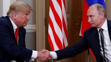 Trump meets Putin, predicts they will have an 'extraordinary relationship'
