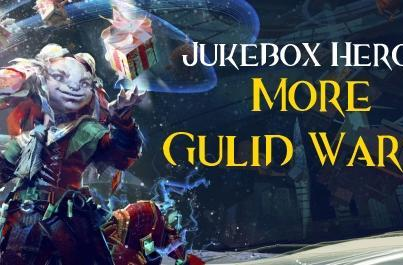 Jukebox Heroes: More of Guild Wars 2's soundtrack