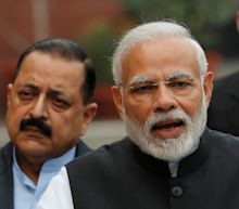 BJP set for defeat in two key state elections, in blow to Modi ahead of national vote