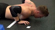 4.689 Burpees in zwölf Stunden: Mann bricht Fitness-Weltrekord