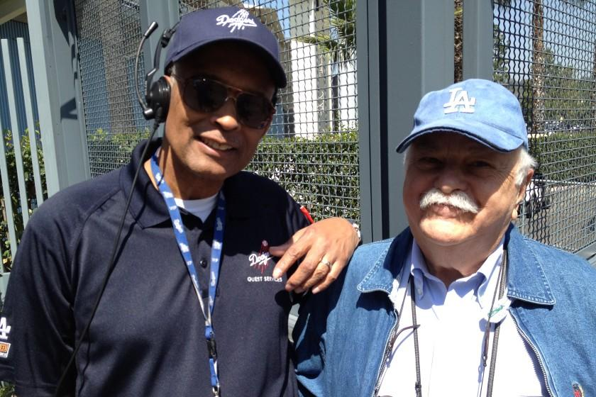 Plaschke: Longtime Dodger Stadium ticket taker leaves a ...