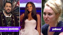 Quiz! Name the celebrity reality show from just two finalists