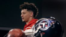 It's code red for Patrick Mahomes as he faces a salty Titans defense