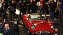 Ferris Bueller Ferrari 250 GT California replica sells for $396,000